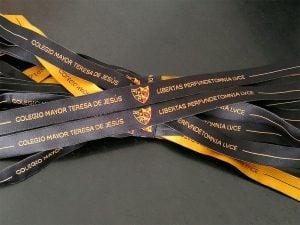 Pulseras-de-Tela-Personalizadas-Baratas-Pulseras-Tejidas-Pulseras-Naranja-Negro