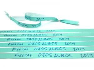 pulseras-de-tela-baratas-fiestas-patronales-FIESTAS-OJOS-ALBOS-2019-pulseradetela-es