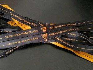 pulseras-de-tela-baratas-pulseras-tejidas-COLEGIO-MAYOR-TERESA-DE-JESÚS