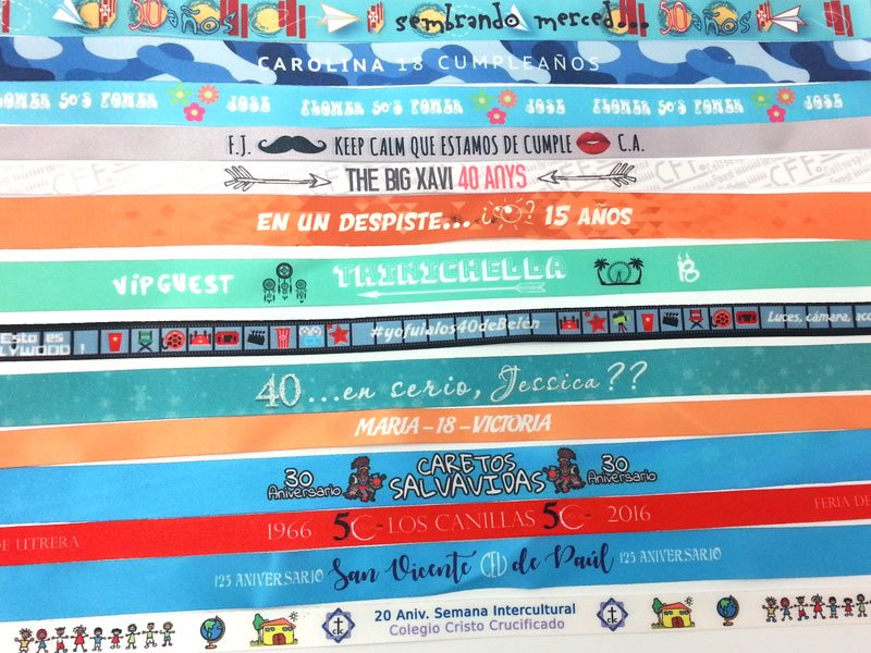 pulseras-de-tela-personalizadas-para-aniversarios-cumpleaños-muestras-pulseradetela-es