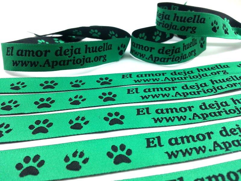 pulseras-de-tela-personalizadas-pulseras-con-frases-El-Amor-Deja-Huella-pulseradetela-es