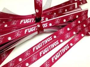 pulseras-de-tela-personalizadas-pulseras-sublimadas-Pulseras-Deportivas-FUGITIVOS
