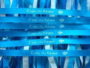 pulseras-de-tela-pulseras-tejidas-baratas-pulseras-solidarias-ERES-MI-HÉROE-azul