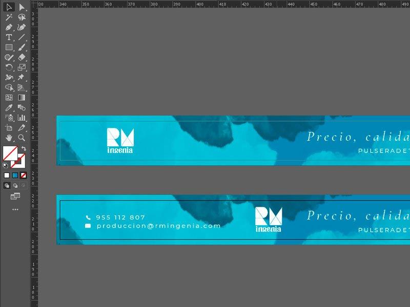 fases-de-creacion-de-las-pulseras-de-tela-RM-Ingenia-diseño-2