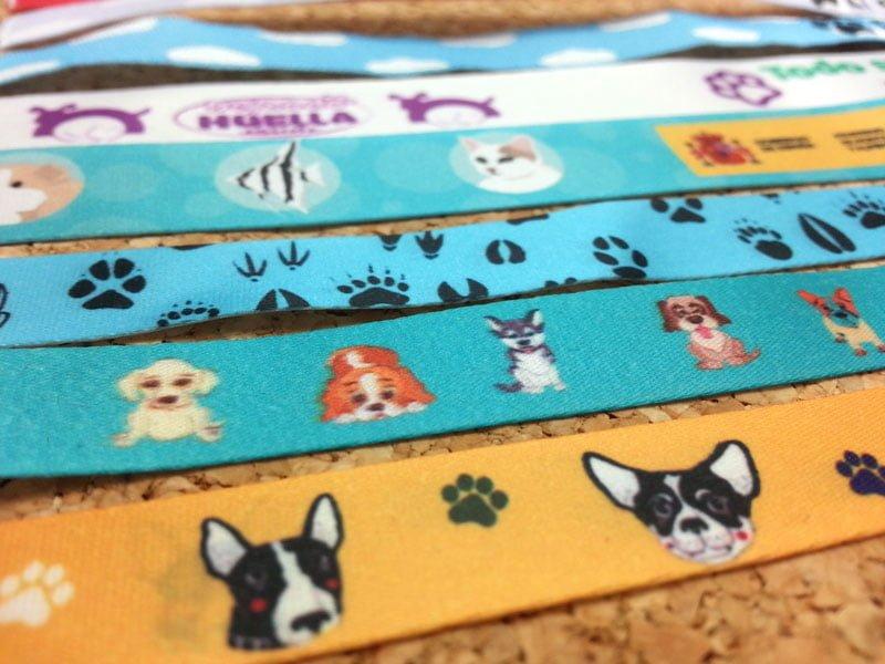 pulseras-de-tela-personalizadas-Día-Mundial-de-los-animales-pulseradetela-es-2