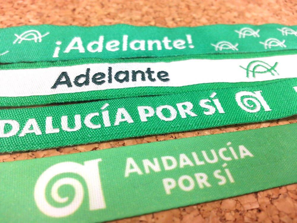 pulseras-de-tela-personalizadas-para-elecciones-de-partidos-politicos-ANDALUCÍA-POR-SI-ADELANTE-POPULARES-pulseradetela-es
