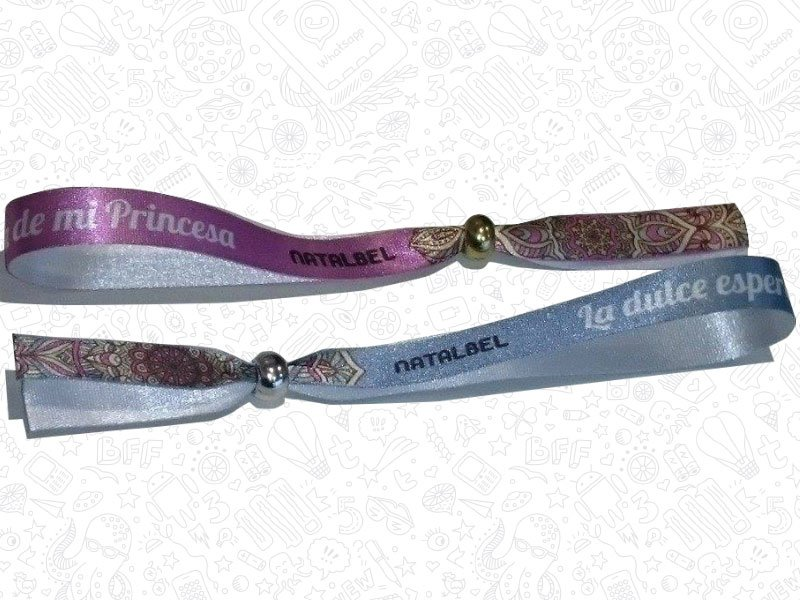 pulseras-de-tela-sublimadas-regalo-de-empresas-la-dulce-de-empresa-NATALBEL-pulseradetela.es