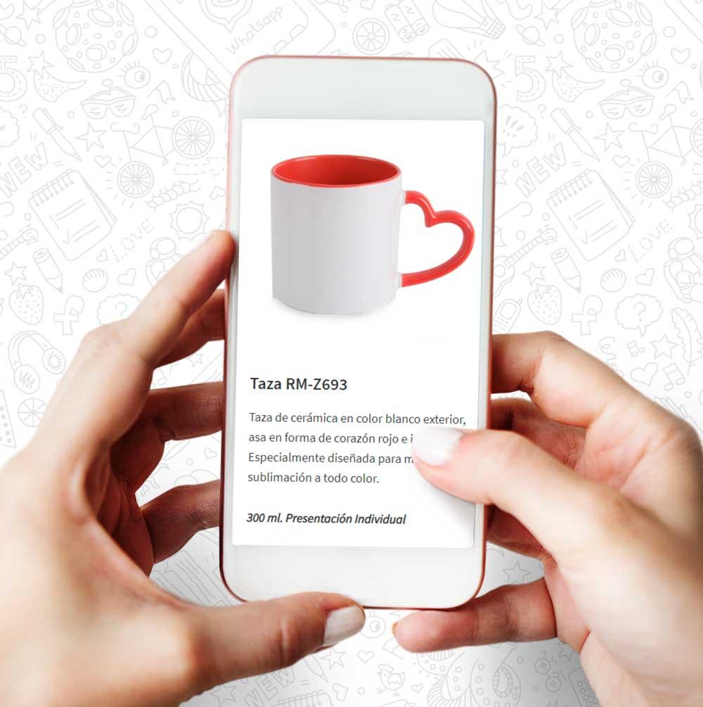 taza asa corazon-comprar tazas personalizadas- ingeniatutaza-es