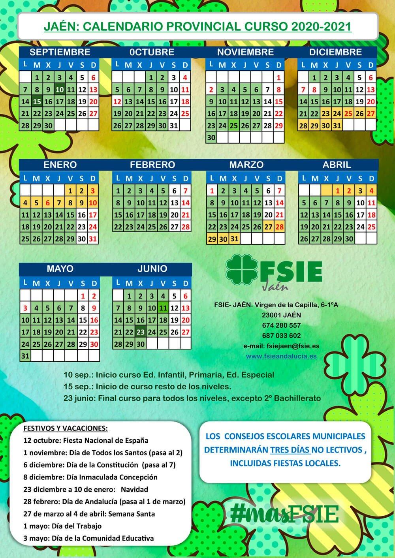 Calendario-Escolar-2020-2021-JAEN-Junta-de-Andalucia-pulseras-personalizadas