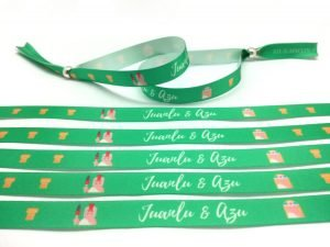 pulseras-de-tela-personalizadas-pulseras-para-bodas-ROMANOS-JUANLU&AZU-pulseradetela-es