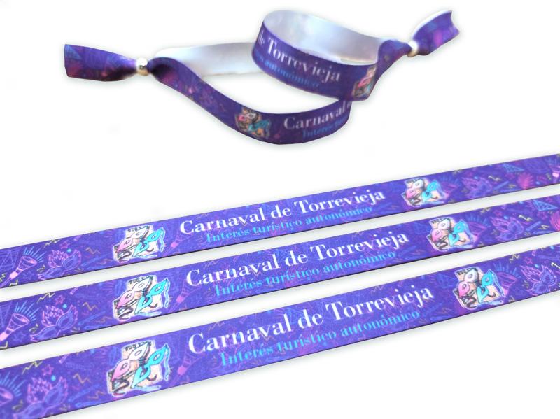 pulseras-de-tela-personalizadas-para-eventos-Carnaval-de-Torrevieja-pulseradetela_es-RM-INGENIA-productos-personalizados